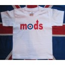 T-shirt enfant Mods