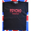 T-shirt enfant Psycho monster