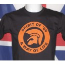 T-shirt Spirit of 69 A way of life