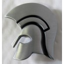 Trojan helmet Belt buckle