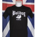 T-shirt Bulldog force