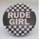 Badge Rude Girl