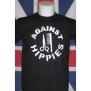 T-shirt Against Hippies
