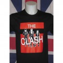 T-shirt The Clash
