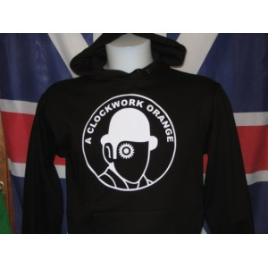 Sweat capuche Clockwork Orange