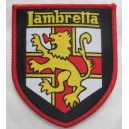 Patch blason Lambretta