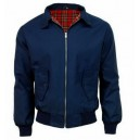 Chaqueta harrington jacket JB. Azul marino