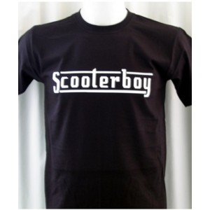 T-shirt Scooterboy