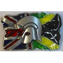 Belt buckle Trojan  UK / Jamaica
