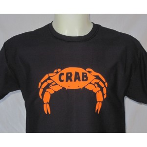 T-shirt Crab records