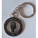Porte cles metal Northern Soul Keep The Faith