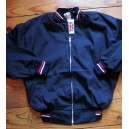 Monkey jacket . Navy