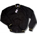 Monkey jacket . Black