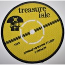 Patch Treasure Isle skinhead moonstomp Symarip