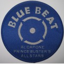 Blue Beat- Prince Buster- Al Capone patch