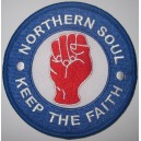 Patch Northern Soul - Keep The Faith- Mod target
