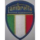 Lambretta - Italian flag patch