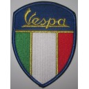 Vespa - Italian flag patch