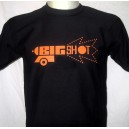 T-shirt Big Shot records