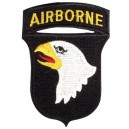 "101st Airborne Division ""Screaming Eagles"" patch."