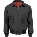 Harrington jacket JB .Grey
