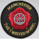 Manchester, The twisted wheel patch