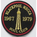 Blackpool Mecca 1967 1979 patch