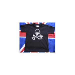 T-shirt femme The Adicts
