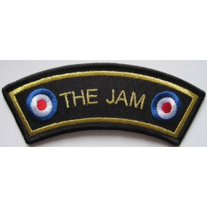 Patch d'epaule The Jam