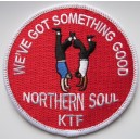 Northern Soul patch. We've got something good