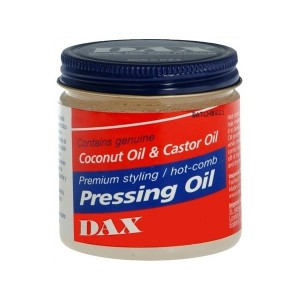 "Gomina Dax souple/moyenne ""Pressing oil conditioner"" parfum coco"