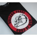 T-shirt Bulldog force dogs of war
