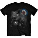 T-shirt The Who Quadrophenia . Tshirt officiel.