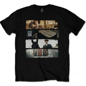 Peaky Blinders .Slices.T-shirt.  TV serie