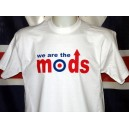 T-shirt Wa are the Mods