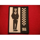 Patch Ska man rudeboy Walt Jabsco