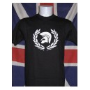 T-shirt Casque Trojan laurier