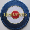 Patch lambretta on roundel mod target