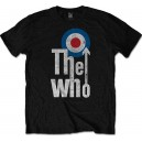 T-shirt The Who .Elevated Target . Tshirt officiel.