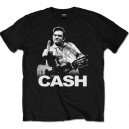 "Johnny Cash T-shirt. ""Finger"". Official product"