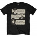 "Peaky Blinders T-shirt. ""This is our city"". TV serie official product"